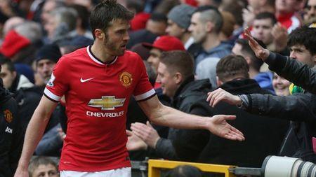 "Man United ""lam ngo"" truoc tuong lai cua Carrick - Anh 1"