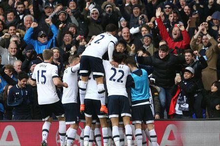 Tottenham se vo dich Premier League, neu... - Anh 1