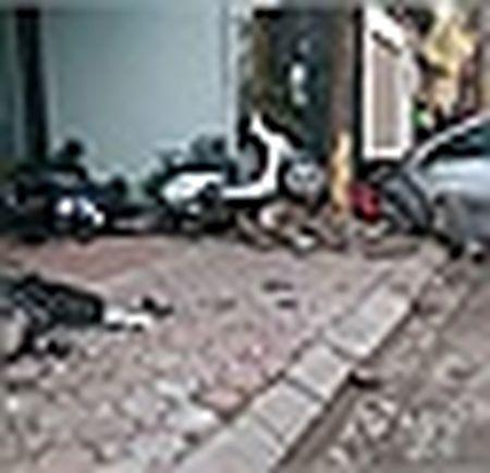 Tieng khoc xe long trong dam tang 2 ong chau bi xe Camry tong chet tham - Anh 9
