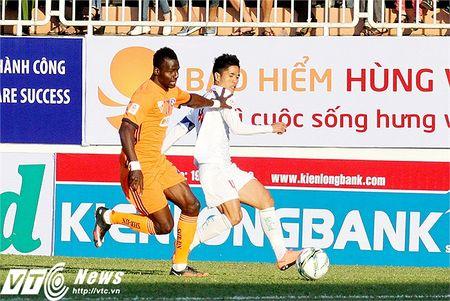 VFF ky luat HAGL, khong phat nguoi SHB Da Nang - Anh 1