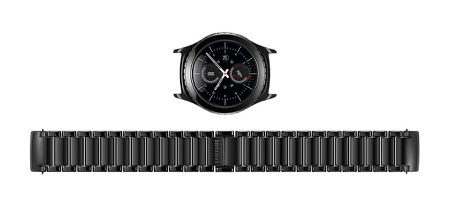 Samsung Gear S2 co day deo moi lam bang gom - Anh 2