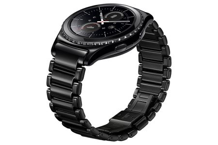 Samsung Gear S2 co day deo moi lam bang gom - Anh 3