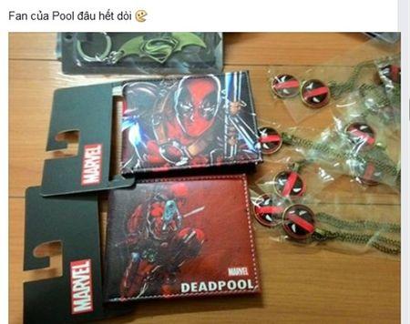 Phu kien an theo bom tan 'Deadpool' duoc rao ban khap noi - Anh 2