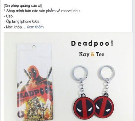 Phu kien an theo bom tan 'Deadpool' duoc rao ban khap noi - Anh 3
