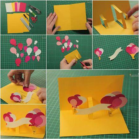 Lam thiep 3D xinh lung linh tang gau ngay 8/3 - Anh 5