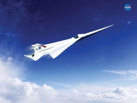 Kham pha may bay cho khach cua NASA co toc do sieu thanh [VIDEO] - Anh 1
