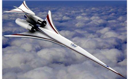 Kham pha may bay cho khach cua NASA co toc do sieu thanh [VIDEO] - Anh 2