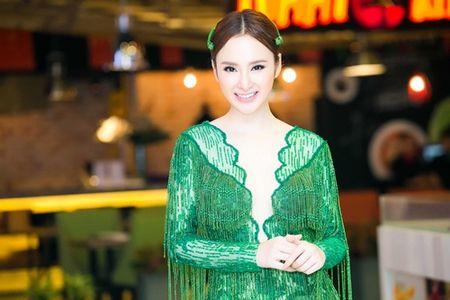 Angela Phuong Trinh xe truoc, ho sau noi bat tren tham do - Anh 3