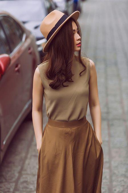 Diem Trang sang chanh voi loat hang hieu moi tau - Anh 6