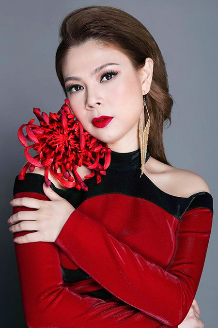 """Bup be"" Thanh Thao goi cam, nu tinh den nao long - Anh 7"
