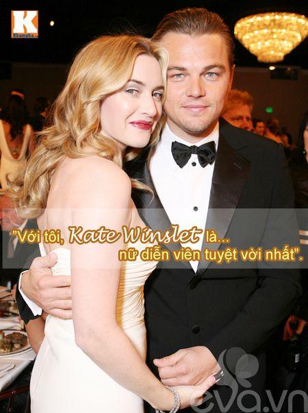"Leo DiCaprio - Kate Winslet: Nguoi ta goi ho la ""tri ky"" - Anh 2"