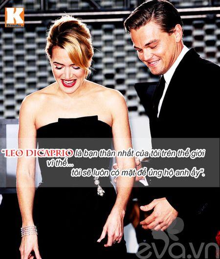 "Leo DiCaprio - Kate Winslet: Nguoi ta goi ho la ""tri ky"" - Anh 3"