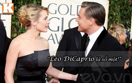 "Leo DiCaprio - Kate Winslet: Nguoi ta goi ho la ""tri ky"" - Anh 4"