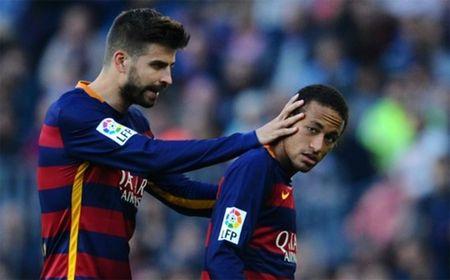 Pique chap nhan mat ban tay de ca Neymar khong toi Real - Anh 1