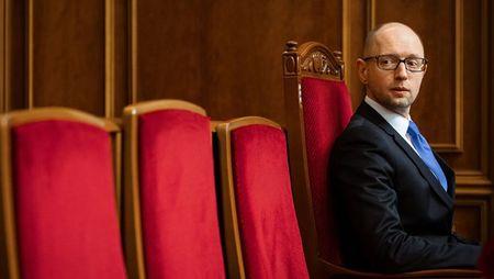Ukraine thieu tien, Yatsenyuk muon ban 1 trieu ha dat - Anh 1