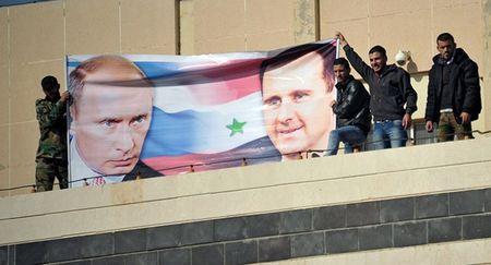 """Khi Tong thong Putin la """"than tuong"""" o Syria - Anh 1"""