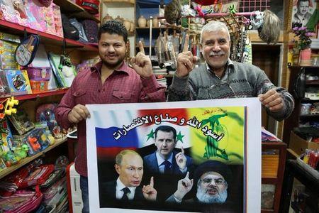 """Khi Tong thong Putin la """"than tuong"""" o Syria - Anh 2"""