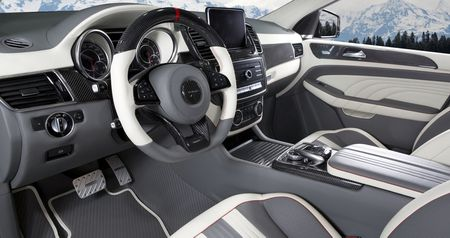 Mercedes GLE63 AMG Coupe do cong suat 828 ma luc - Anh 2