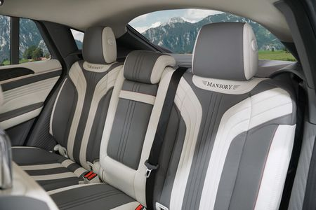Mercedes GLE63 AMG Coupe do cong suat 828 ma luc - Anh 6