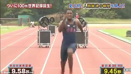 """Nong: Tim ra """"sieu nhan"""" chay nhanh hon Usain Bolt - Anh 2"""