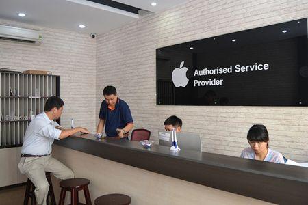 Them 4 trung tam dich vu Apple cho cac tin do iPhone tai Viet Nam - Anh 1
