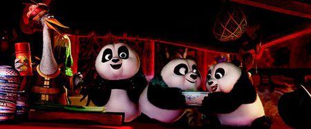 """Kungfu Panda 3"": Khi gau Po tro lai va con loi hai hon xua - Anh 2"