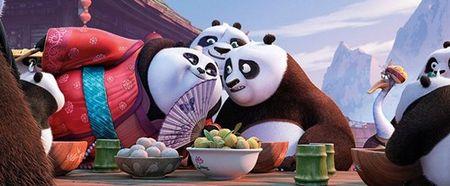 """Kungfu Panda 3"": Khi gau Po tro lai va con loi hai hon xua - Anh 3"