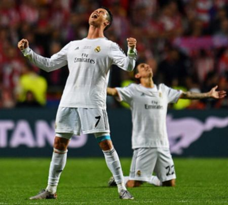 Ronaldo: O lai Real Madrid la song mon - Anh 2