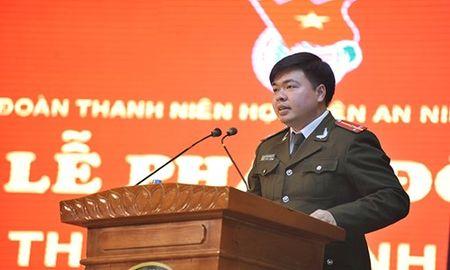 Doan vien Hoc vien An ninh soi noi thi dua Thang Thanh nien - Anh 2