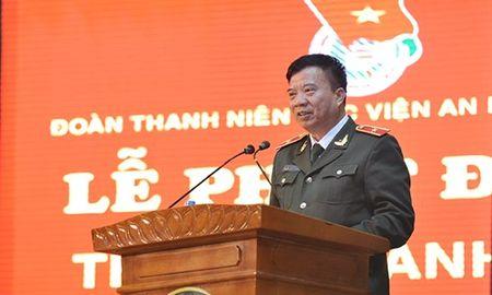 Doan vien Hoc vien An ninh soi noi thi dua Thang Thanh nien - Anh 4