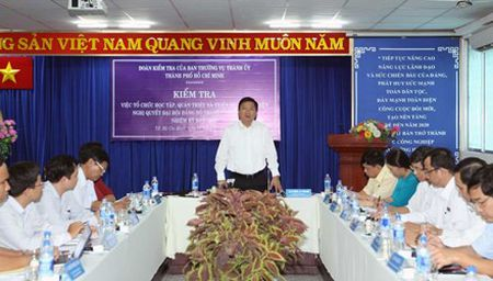 """TPHCM phai la """"thanh pho cong nghe"""" - Anh 1"""