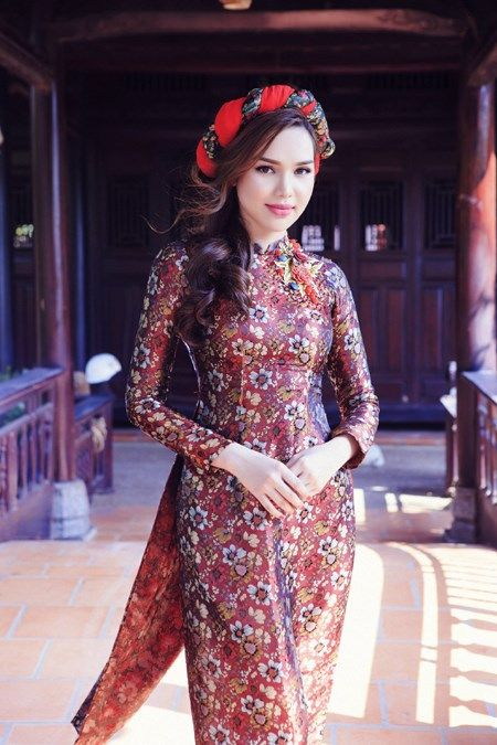 Hoa hau Dong Nam A Dieu Han tai xuat rang ngoi - Anh 1