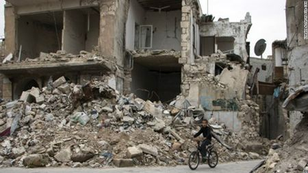 Ngung ban o Syria: Vi sao nguoi dan chua the vui mung? - Anh 1