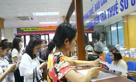 Cuc Thue Ha Noi trien khai Thang ho tro nguoi nop thue - Anh 1