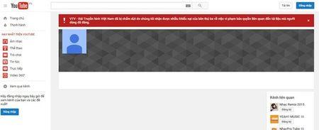 "VTV thua nhan ""sao chep"" sau khi bi dung hoat dong kenh Youtube - Anh 2"