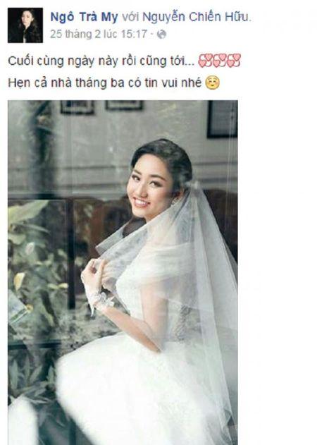 Chong cua A hau Ngo Tra My la ai? - Anh 1