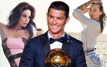Ronaldo va noi oan giuong chieu - Anh 1