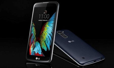 LG Viet Nam ban K10 gia 3,7 trieu - Anh 1