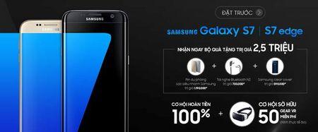 Ngo thu moi ra mat Samsung Galaxy S7 theo phong cach 360 do - Anh 2