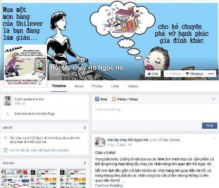 Hang loat nhan hang bi 'va lay' vi Ho Ngoc Ha lam dai su thuong hieu - Anh 1