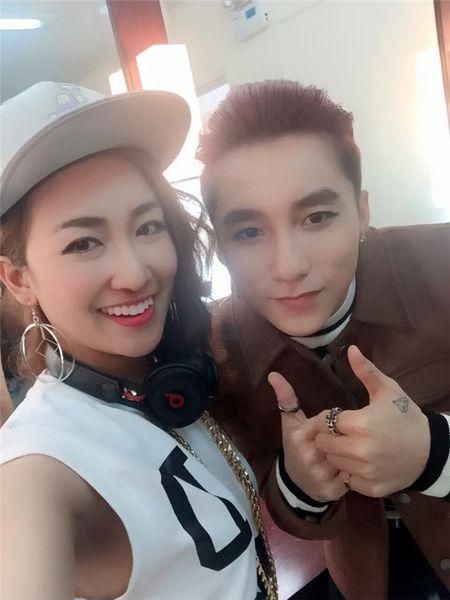 Nhung bong hong DJ 'van nguoi me' cua showbiz Viet - Anh 14