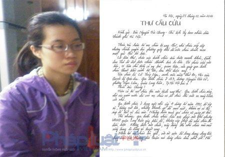 Nha sap sap, nu sinh 'lieu minh' gui tam thu den CT Nguyen Duc Chung - Anh 1