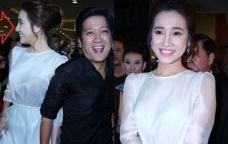 'Ban gai Truong Giang' Nha Phuong 'xau la' vi phau thuat tham my? - Anh 1