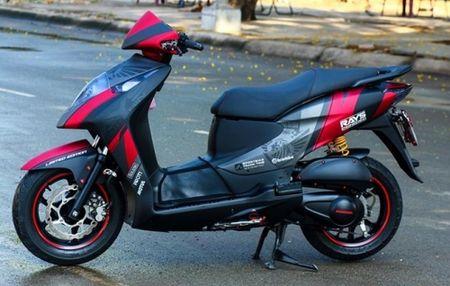 Honda Dylan 'chat choi' voi dan ao son tem dau the thao - Anh 1