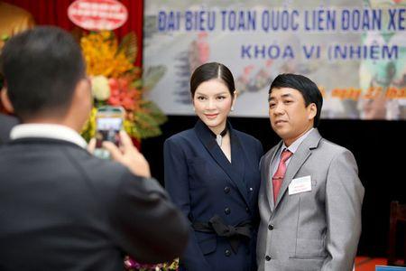 Ly Nha Ky nhan chuc Pho chu tich Lien doan xe dap - mo to Viet Nam khoa VI - Anh 12