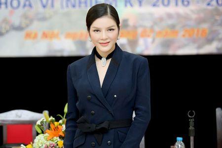 Ly Nha Ky nhan chuc Pho chu tich Lien doan xe dap - mo to Viet Nam khoa VI - Anh 1