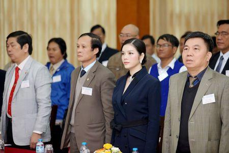 Ly Nha Ky nhan chuc Pho chu tich Lien doan xe dap - mo to Viet Nam khoa VI - Anh 4