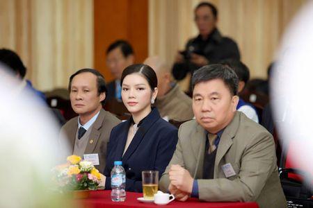 Ly Nha Ky nhan chuc Pho chu tich Lien doan xe dap - mo to Viet Nam khoa VI - Anh 5