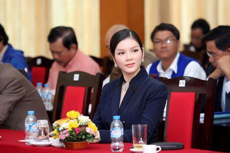 Ly Nha Ky nhan chuc Pho chu tich Lien doan xe dap - mo to Viet Nam khoa VI - Anh 7