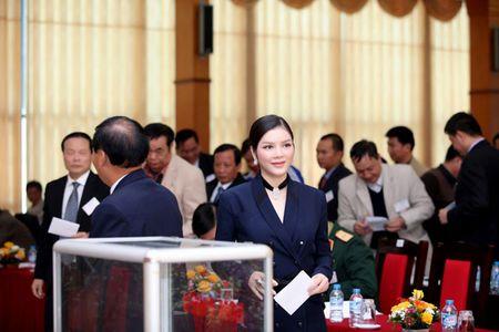 Ly Nha Ky nhan chuc Pho chu tich Lien doan xe dap - mo to Viet Nam khoa VI - Anh 9